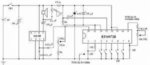 Rts0072b Voice Changer Circuit Project With Circuit And