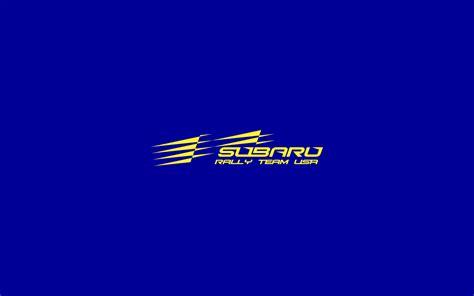 subaru rally logo subaru rally team usa esbg design