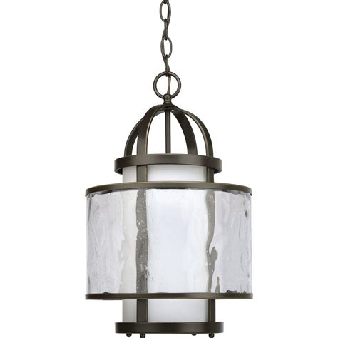 Progress Lighting Bay Court Collection 1light Antique