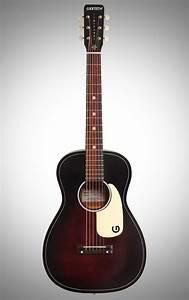 Gretsch G9500 Jim Dandy Parlor Flat Top Acoustic Guitar  2