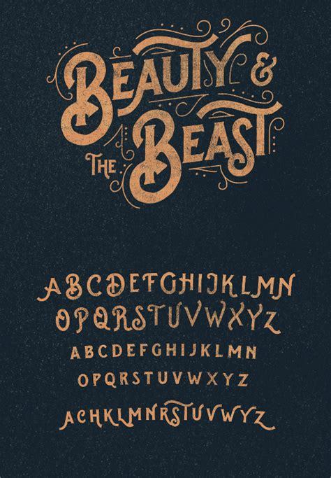 vintage hand lettering fonts pictures to pin on pinterest pinsdaddy