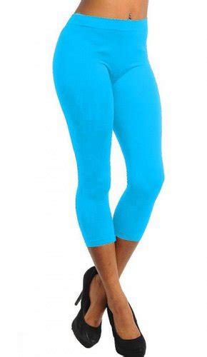 light blue workout leggings light blue capri leggings the else