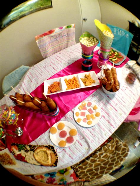 dinner ideas for adults adult sleepover themed dinner party