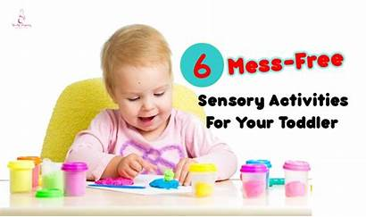 Toddler Sensory Activities Mess Toddlers Activity Play