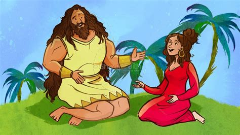 samson and bible stories 352 | slide 72