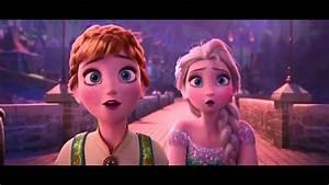 Joyeux Anniversaire Reine Des Neiges : la reine des neiges joyeux anniversaire youtube ~ Melissatoandfro.com Idées de Décoration