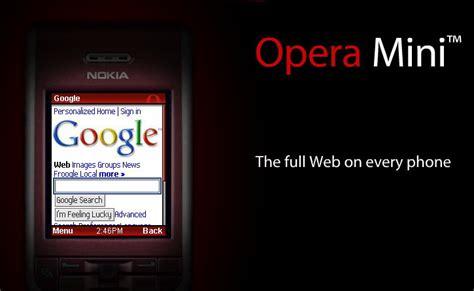 Opera Mini Browser Per Cellulare