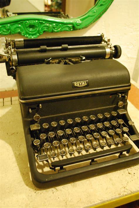 royal typewriter beautiful antique royal typewriter by 11eleven11eleven11 on etsy