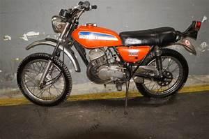 1974 Suzuki Tc125 Tc 125 Ts125 Ts Enduro Nice Low Miles