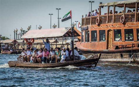 Creek Boats by Dubai Abra Boat Rides Across The Dubai Creek