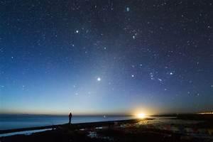 The Qinghai Lake before dawn - Astronomy Magazine ...
