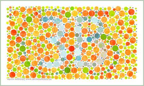 farbsehtests kuenstlerische bilder zum farbensehen