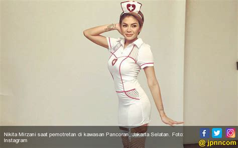 Nikita Mirzani Gue Gak Kenal Pak Gatot Entertainment