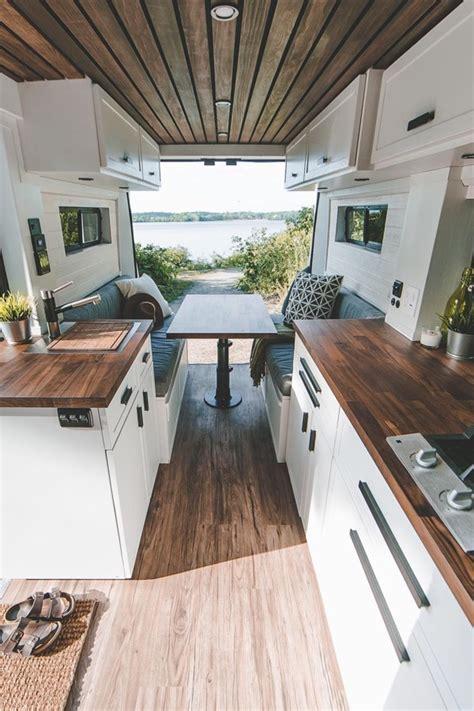 amazing van life interior ideas  inspiration