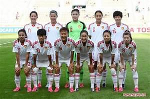 China beats S.Korea 2-1 at EAFF Women's Asian Cup