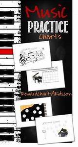 Free Potty Reward Chart Free Piano Practice Chart Customize Online Then Print At