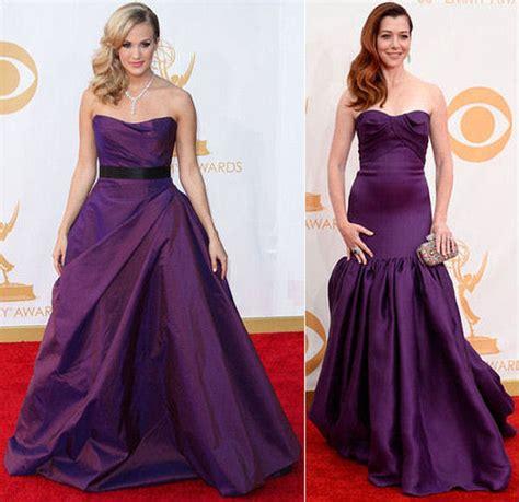 2013 Emmys Red Carpet Dresses