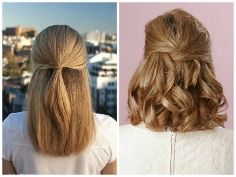 super cute everyday hairstyles  medium length hair