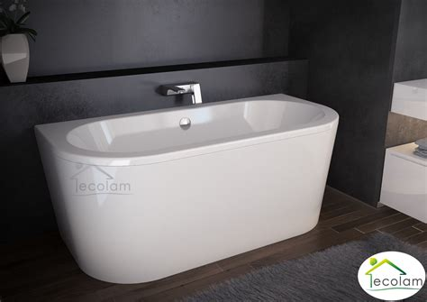 freistehende badewanne 160 vorwand badewanne freistehende badewanne 160 x 75 cm