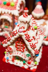 Christmas Candy House Free Stock Photo - Public Domain Pictures