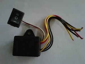 Cara Mudah Pasang Lampu Darurat  Hazard  Pada Motor