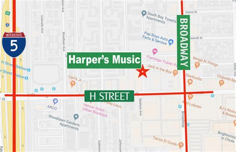 That is why we are trusted by. Harper's Music Store location in Chula Vista near San Diego , CA. Visit us for a wide variety of ...