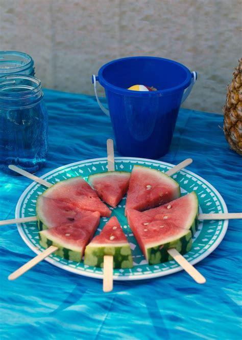 backyard beach party ideas beach party moana birthday