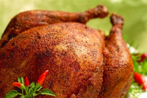 cajun fried turkey spice up thanksgiving with popeyes cajun style turkey