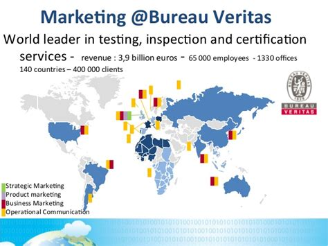 bureau veritas global shared services dma2013 global caigns relevant for local customers b2b