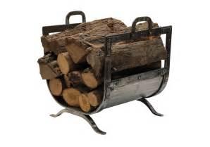 modern contemporary log holders chesney s