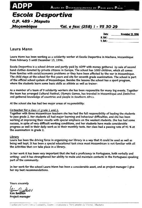 Cover Letter For Consular Assistant by Letter For Volunteer Teachervolunteer Letter Template