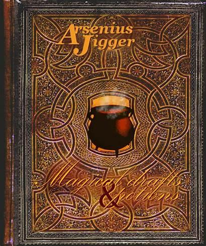 Potions Magical Drafts Arsenius Jigger Potter Harry