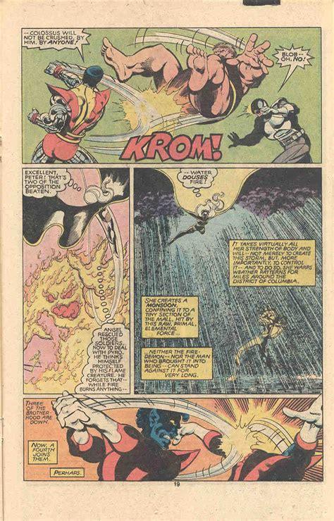 Blob vs Colossus vs Venom vs Thing - Battles - Comic Vine