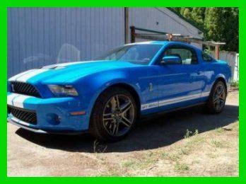 buy car manuals 2010 ford mustang free book repair manuals find new 2010 mustang gt500 5 4l v8 32v manual rwd coupe premium leather cd shaker 1000 in