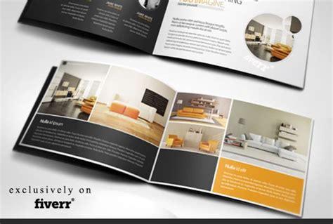 design amazing corporate brochure by designer119