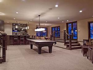 Edina Country Club Custom Designed Home - Modern - Basement - Minneapolis
