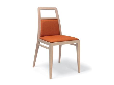 grace chaise moderne en bois