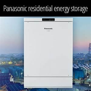 Panasonic Residential Energy Storage Chosen For  U2018game