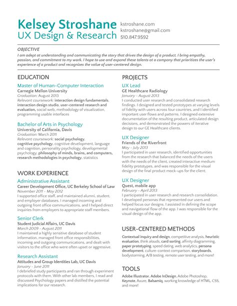 Designer Resume by Pin By Sujith Anand On Ux Designer Resume Resume Design