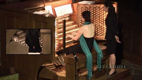 Largest Working Church Pipe Organ Is First Congregational