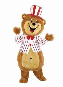 Bear mascot costume, Mascot and costumes, Mascot Adult ...