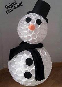 Basteln Mit Plastikbecher : die besten 25 schneemann basteln plastikbecher ideen auf pinterest plastikbecher schneemann ~ Orissabook.com Haus und Dekorationen