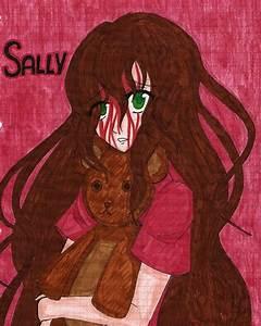 Creepypasta - Sally by Lukusta on DeviantArt