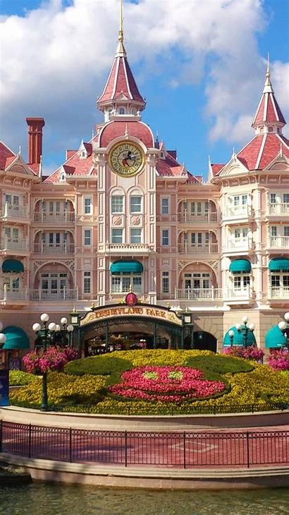 France Paris Disneyland Hotel Hotels Europe Travel