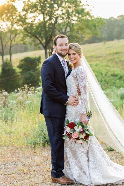 Intimate Estate Wedding  Aisle Society