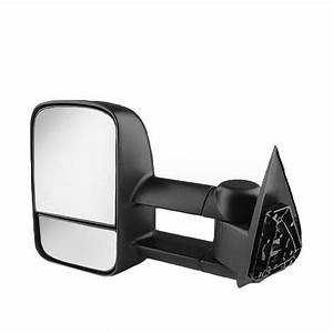 Factory Style Tow Mirrors   Sierra