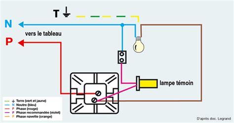 Schéma De Câblage Bouton Poussoir Lumineux