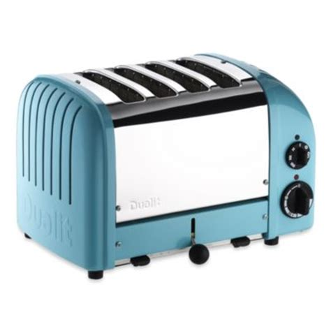 dualit 4 slice toaster buy blue toasters from bed bath beyond