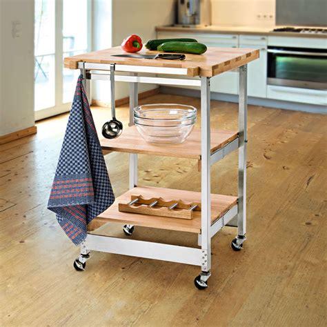 küchenwagen mit arbeitsplatte mobiler k 252 chenwagen hagen grote shop