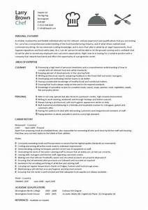 Chef resume sample examples sous chef jobs free for Chef job description resume